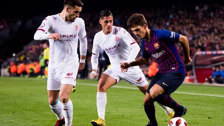 ¡Denis Suárez, descarte de última hora del Barça contra el Sevilla!