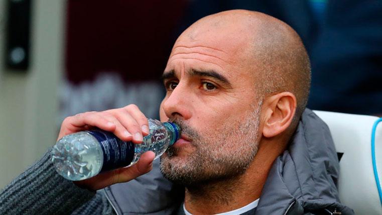 Aseguran que el Barça quiere a un jugador del City este enero