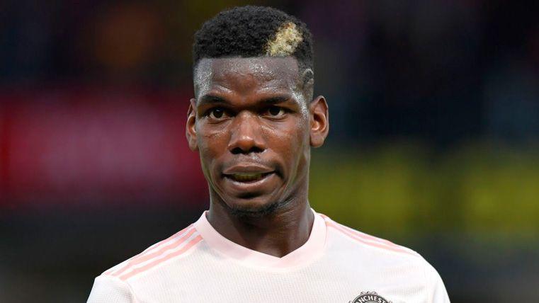 El hermano de Pogba asegura que si deja el United será para fichar por el Barça o el Madrid