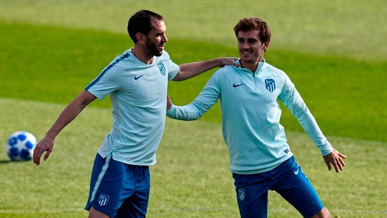 Primer golpe al Atlético tras la renovación de Griezmann: Uno de sus ídolos dice adiós