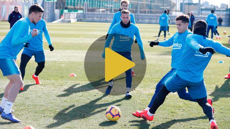 Lista de convocados de Valverde para el Girona-FC Barcelona
