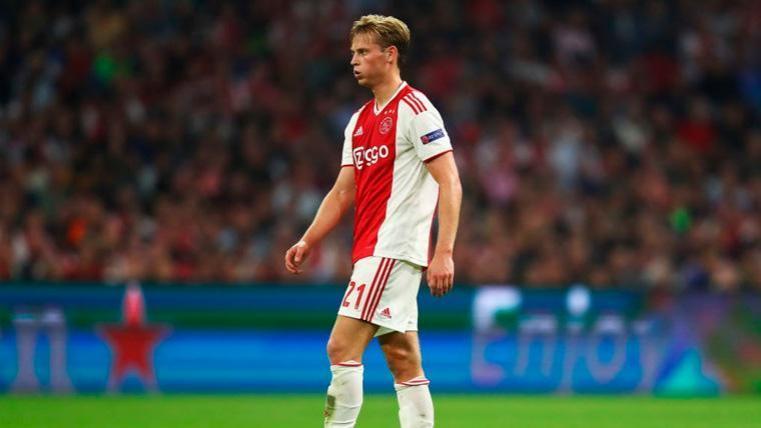 De Jong deja nuevas pistas sobre el dorsal que lucirá en el Barça