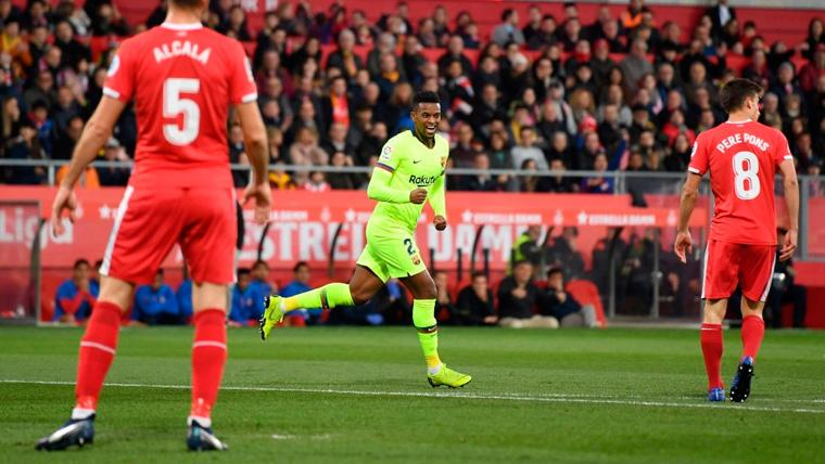 El Barça empieza a pagar las variables del fichaje de Nélson Semedo