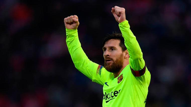 Messi sigue liderando la Bota de Oro pese a la 'barra libre' de Mbappé en la liga francesa