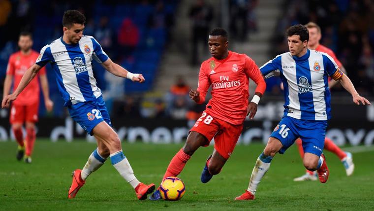 El Real Madrid ya no quiere hablar del VAR: Expulsión perdonada a Vinicius Jr