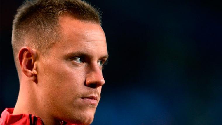 Ter Stegen, una joya para el Barça: Líder sobre el césped y en el vestuario