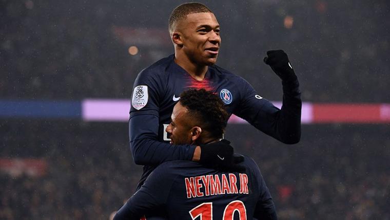 Tebas confía en la llegada de Mbappé y Neymar... ¿A FC Barcelona y Real Madrid?