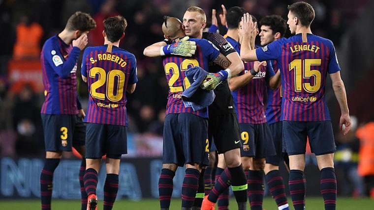 Si alguien quiere a Cillessen, que pague 60 millones al Barça