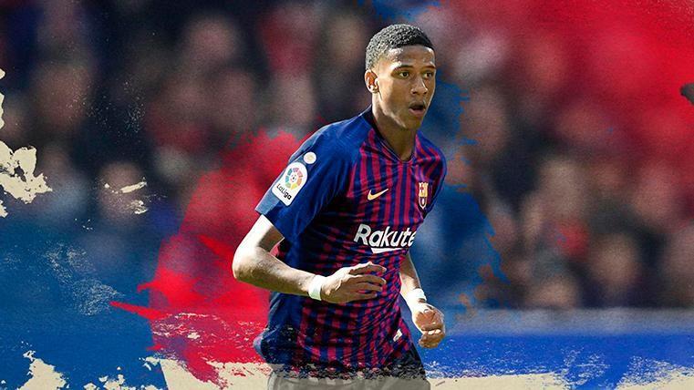 CONFIRMADO: Jean-Clair Todibo ya tiene dorsal en el Barcelona