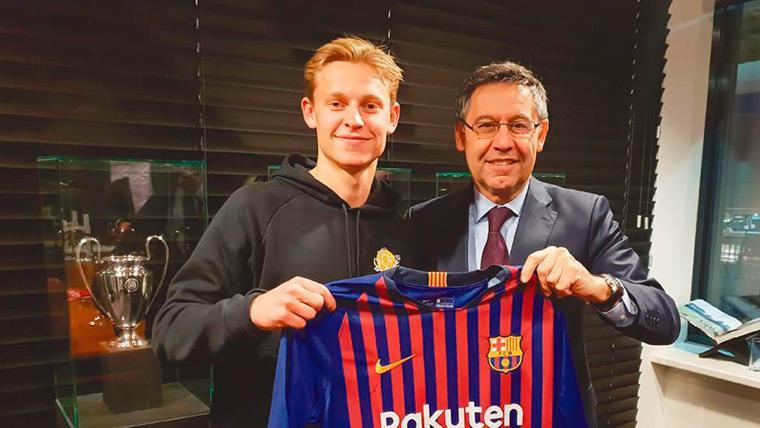 Las siete operaciones del Barça en este mercado de invierno