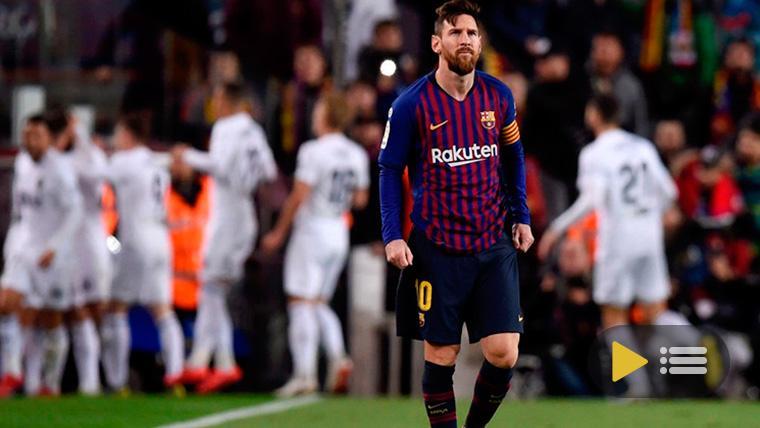 Vídeo resumen: FC Barcelona 2 Valencia 2 (LaLiga J22)