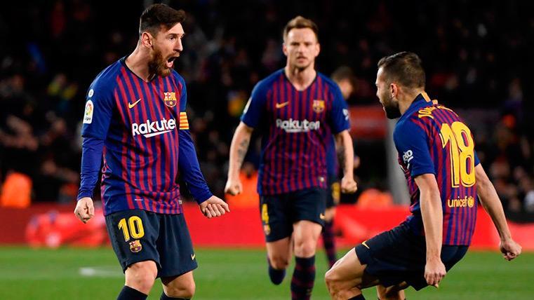El Barça espera beneficiarse del calendario y sacar más ventaja en LaLiga