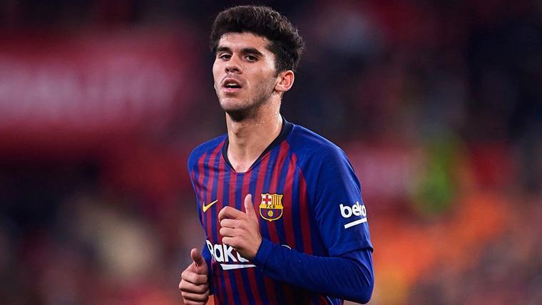 El decisivo papel en el Barça de un Aleñá que espera estrenarse en un Clásico