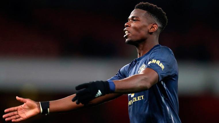 Paul Pogba pensó en irse del Manchester United por culpa de Mourinho