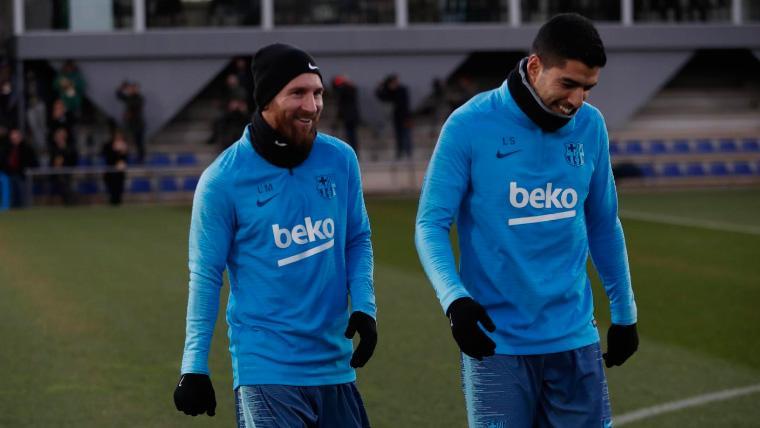 Lista de convocados de Valverde para el FC Barcelona-Real Madrid de Copa del Rey