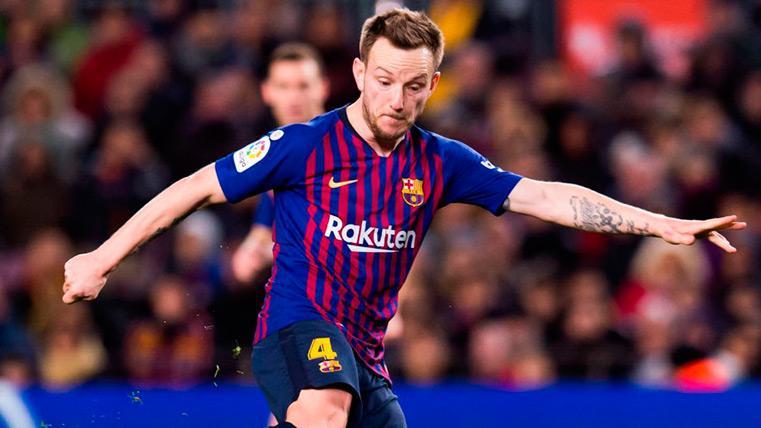 Rakitic sigue sin renovar con el FC Barcelona y hay varios equipos en  Europa que le siguen y que intentarán ficharle este verano. Uno de ellos es  el Inter ... b859f555a0d