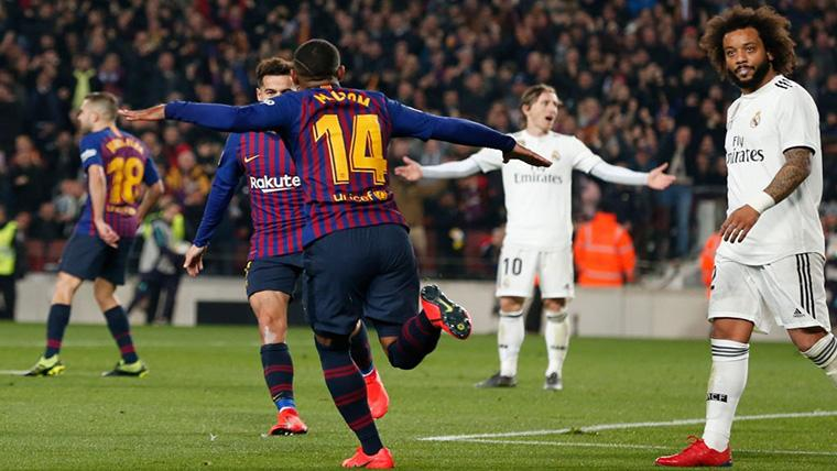El FC Barcelona se abona a las remontadas en esta Copa del Rey