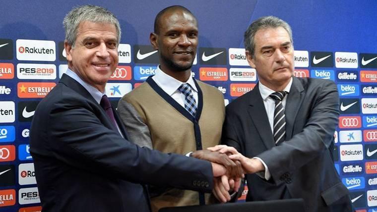 El fichaje que lo cambiaría todo en el Barça: Abidal tiene la llave