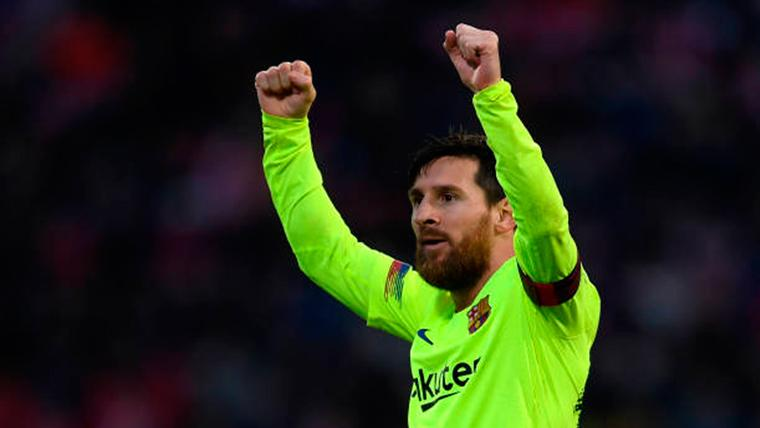 Hay que prepararse para cuando Messi deje el fútbol — Bartomeu