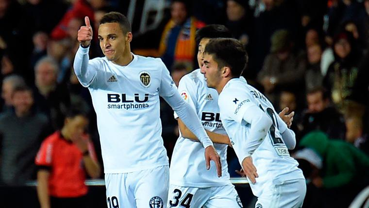 El Valencia lo vuelve a hacer: empate 'in extremis' ante el Betis (2-2)