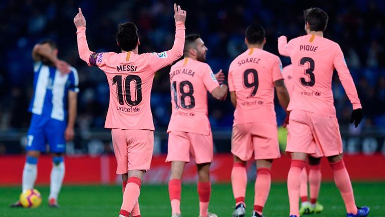 Jordi Alba y Luis Suárez, apercibidos para la final