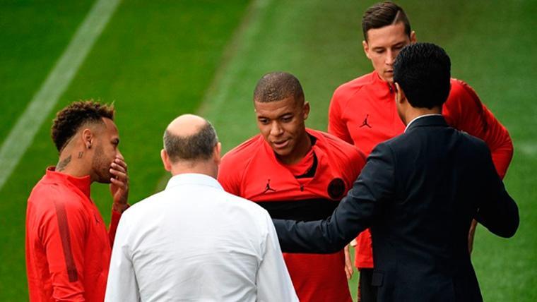 El toque de atención de Draxler al PSG por Neymar y Mbappé