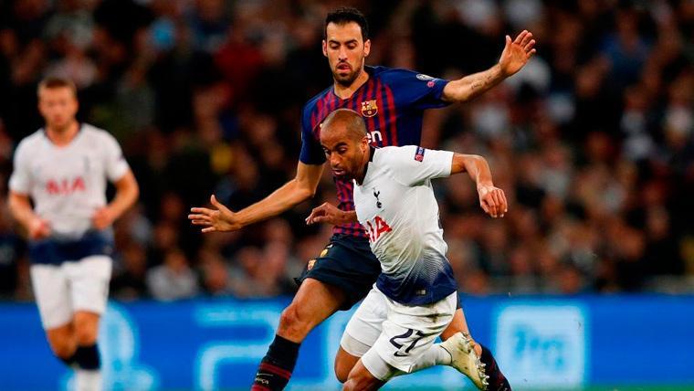El Barça podría contar con dos recambios para Busquets en la temporada 2019-20