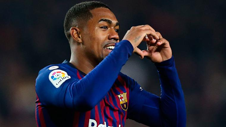 El FC Barcelona podría recibir una suculenta oferta de última hora por Malcom