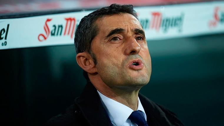 """Valverde: """"Somos primeros y lo seguiremos siendo la semana que viene"""""""
