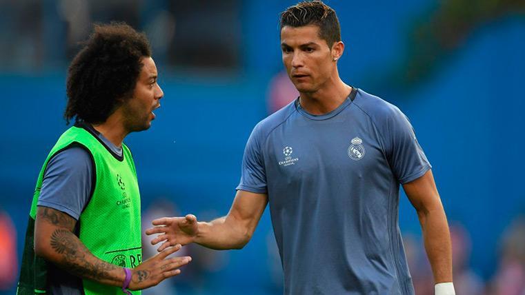 El inoportuno momento en el que Cristiano le dijo a Marcelo que se iba del Real Madrid