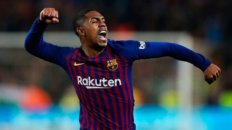 Un ex del FC Barcelona recomienda a Zubizarreta el fichaje de Malcom