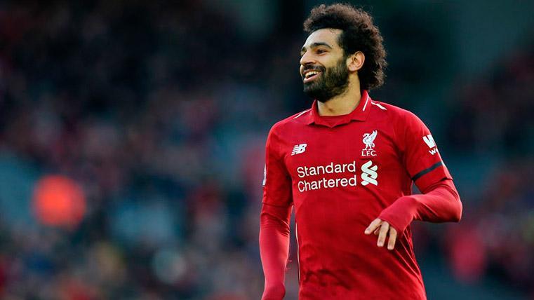 La Juventus se pone como objetivo a Salah