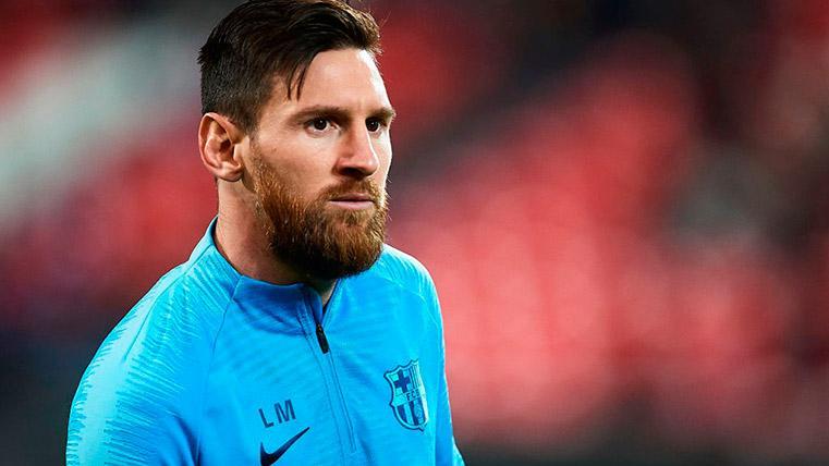 Los partidos que le quedan a Messi para ganar la sexta Bota de Oro de su carrera