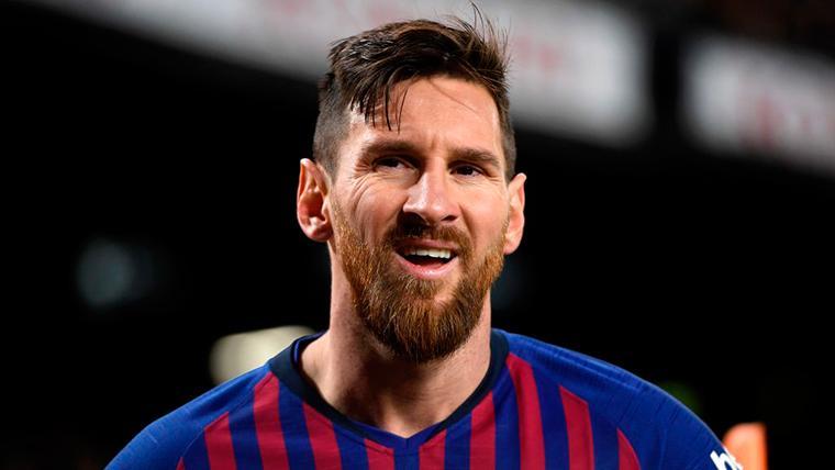 Este es el plan anti-Messi que prepara el Lyon para la Champions
