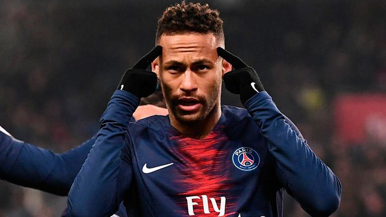 """Neymar Jr, convencido: """"El PSG ganará la Champions League"""""""