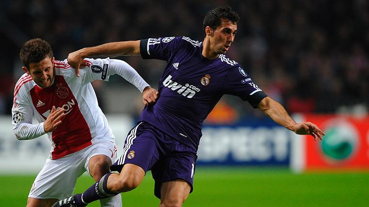 La indirecta de Arbeloa a Luis Suárez recordando un Ajax-Real Madrid