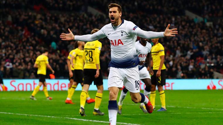 El Tottenham vapulea al Borussia Dortmund sin Harry Kane (3-0)