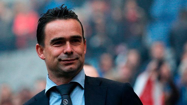 El crack del Barcelona que Overmars quiere llevarse al Ajax