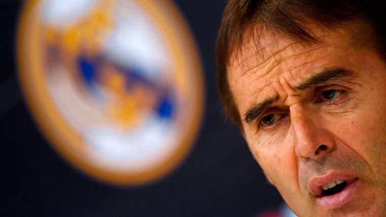 Contundente mensaje de Lopetegui sobre su salida del Real Madrid