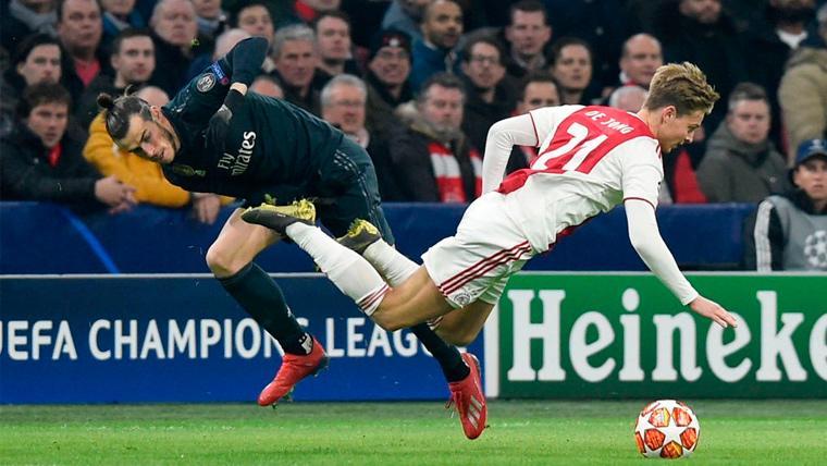 El Barça tendría un seguro para evitar sustos en caso de lesión de De Jong
