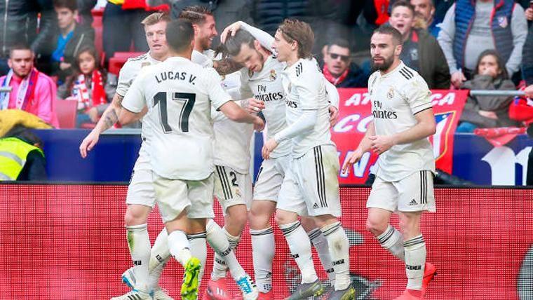 El Real Madrid podría tener una baja clave ante el Barça en Liga