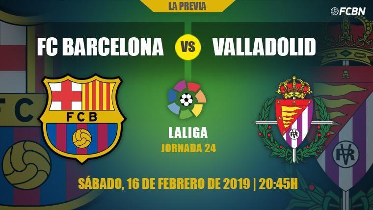 El Barça mide su recuperación en el Camp Nou antes de su gran examen a domicilio