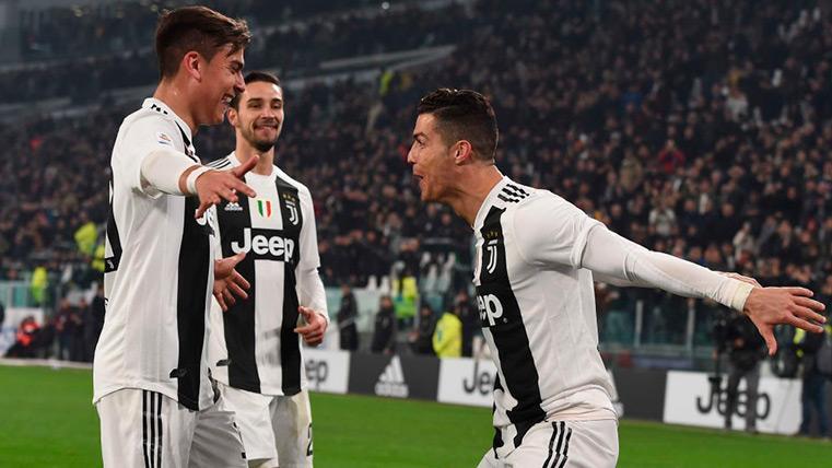 Cristiano Ronaldo y Dybala marcan y meten miedo para la Champions (3-0)
