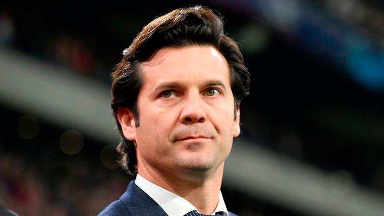 Solari ironizó sobre la supuesta persecución de Tebas al Real Madrid