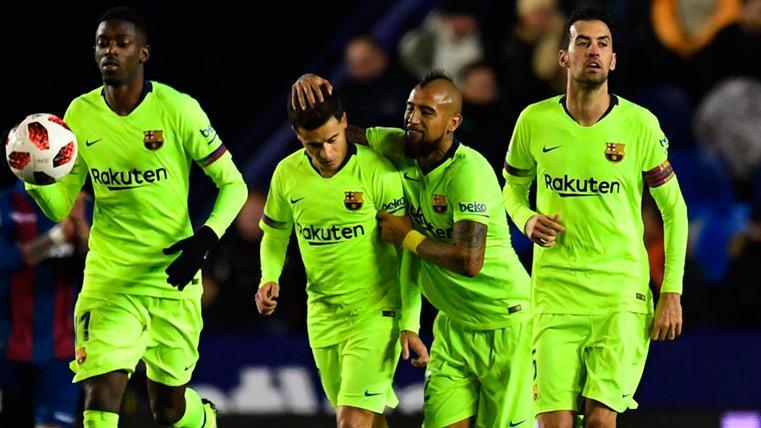 Las dudas de Valverde para la Champions: el lateral derecho y el centro del campo