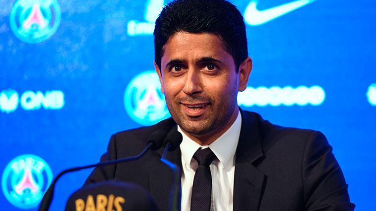 El PSG celebra una noticia que podría ahorrarle una sanción de la UEFA