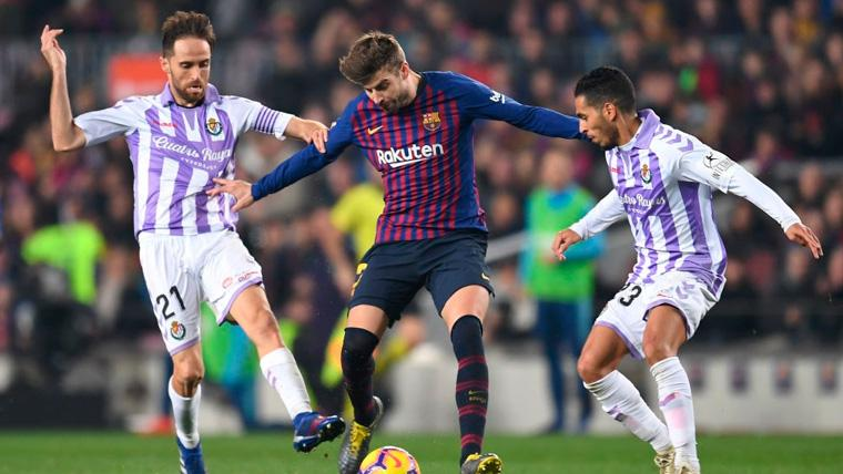 Piqué da un serio toque de atención al Barça antes de la Champions