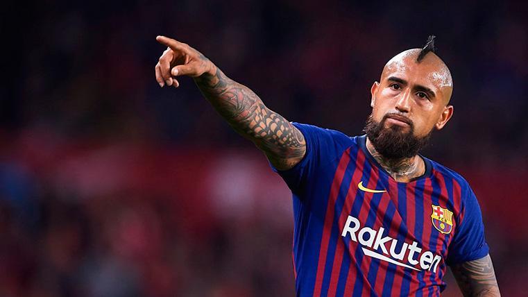 Mensaje esperanzador de Arturo Vidal pensando en la Champions