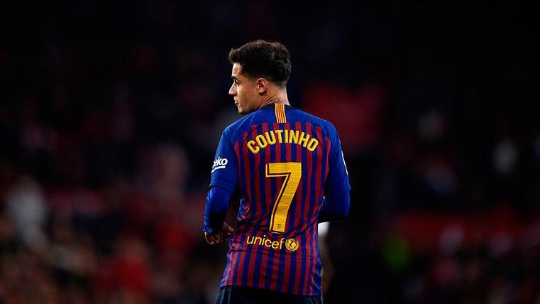 VIRAL: El disparo de Coutinho a las nubes resumió a la perfección el Barça-Valladolid