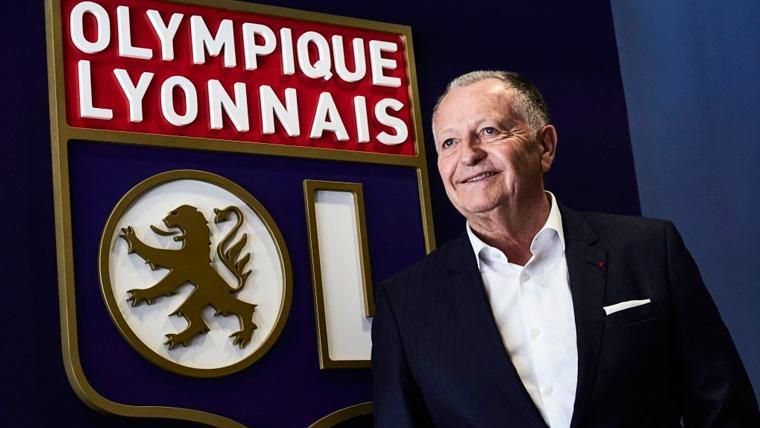 Presidente de Lyon afirma que la Ligue 1 es el hazmerreír de Europa por no reanudar la temporada